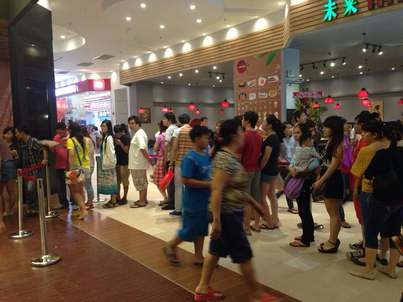 AEON Mall Tan Phu Celadon 写真